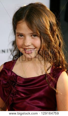 Chelsea Smith at the Los Angeles premiere of