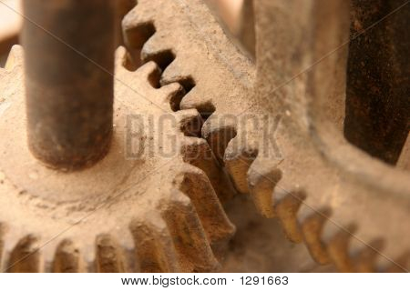 Old Gears Industrial