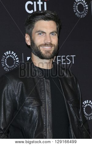 LOS ANGELES - MAR 20:  Wes Bentley at the PaleyFest 2016 - American Horror Story: Hotel at the Dolby Theater on March 20, 2016 in Los Angeles, CA
