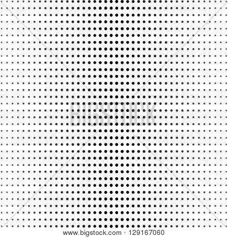 Abstract halftone pattern vector background. Halftone illustration. Halftone dots. Halftone effect. Halftone pattern. Vector halftone dots