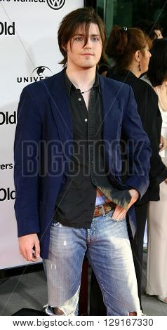 Ira David Wood at the Los Angeles premiere of