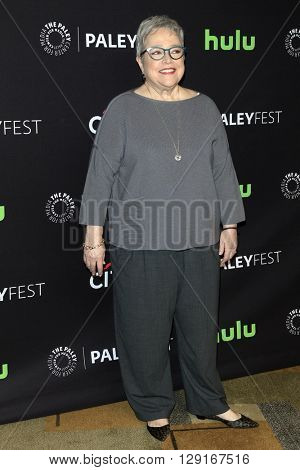 LOS ANGELES - MAR 20:  Kathy Bates at the PaleyFest 2016 - American Horror Story: Hotel at the Dolby Theater on March 20, 2016 in Los Angeles, CA
