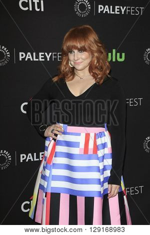 LOS ANGELES - MAR 18:  Julie Klausner at the PaleyFest 2016 - Difficult People at the Dolby Theater on March 18, 2016 in Los Angeles, CA
