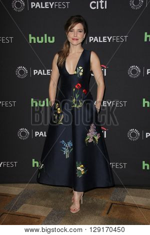 LOS ANGELES - MAR 19:  Sophia Bush at the PaleyFest 2016 - Dick Wolf Salute at the Dolby Theater on March 19, 2016 in Los Angeles, CA