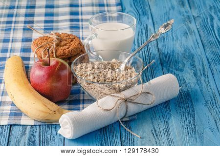 Healthy Dieta Concept.