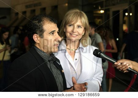 Tony Shawk at the Los Angeles premiere of 'Vlad' at the Arclight Cinemas in Hollywood, USA on September 8, 2004.