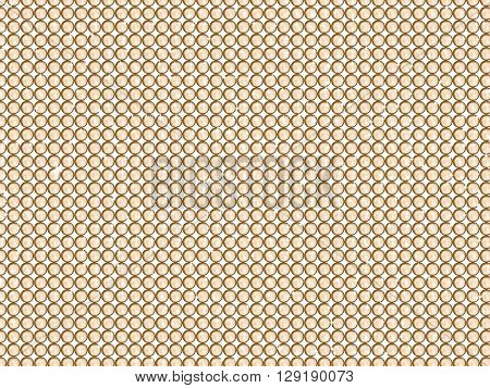 illustration of a texture of white pearls