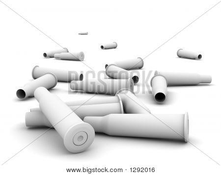 Sleeves Of Cartridges