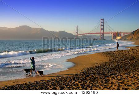 Baker Beach, San Francisco