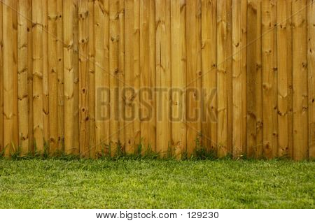 New Fence Horizontal