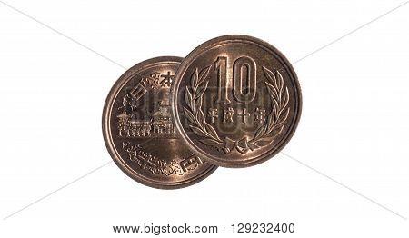 Ten Yens Coin