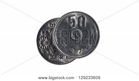 Fifty Yens Coin