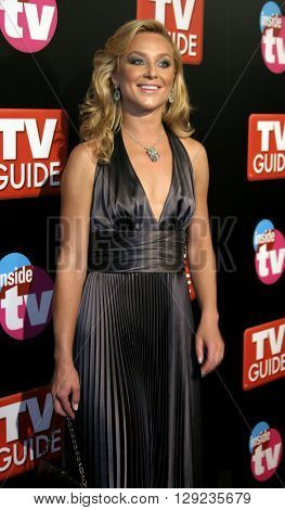 Elisabeth Rohm at the TV Guide and Inside TV 2005 Emmy After Party at the Roosevelt Hotel in Hollywood, USA on September 18, 2005.
