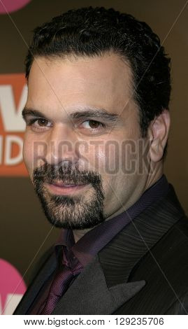 Ricardo Chavira at the TV Guide and Inside TV 2005 Emmy After Party at the Roosevelt Hotel in Hollywood, USA on September 18, 2005.