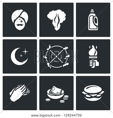 Yogi, Fire, Canister, Crescent, Rotation fire, Hands, Money, Sandwich
