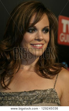 Rachel Boston at the TV Guide and Inside TV 2005 Emmy After Party at the Roosevelt Hotel in Hollywood, USA on September 18, 2005.