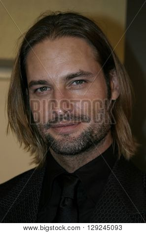 Josh Holloway at the TV Guide and Inside TV 2005 Emmy After Party at the Roosevelt Hotel in Hollywood, USA on September 18, 2005.