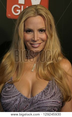 Cindy Margolis at the TV Guide and Inside TV 2005 Emmy After Party at the Roosevelt Hotel in Hollywood, USA on September 18, 2005.