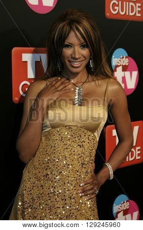 Traci Bingham at the TV Guide and Inside TV 2005 Emmy After Party at the Roosevelt Hotel in Hollywood, USA on September 18, 2005.