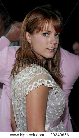 Allison Munn at the Los Angeles premiere of