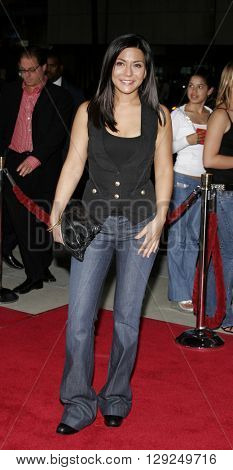 Marisol Nichols at the Los Angeles premiere of