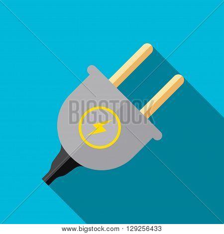 Plug icon illustration isolated vector sign symbol