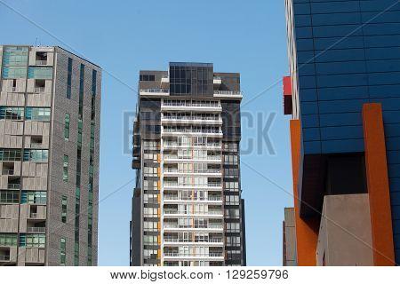 City Architecture Melbourne