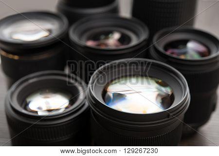 Photo lenses