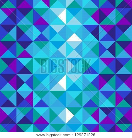 light blue background abstract design background template design website retro grunge background texture layout of diamond element pattern and bright center sky blue or baby blue teal color