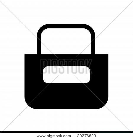 an images of Bag Icon illustration design