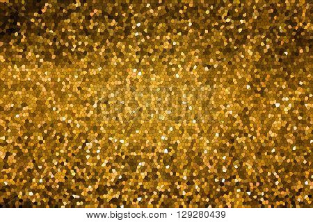 Various Glass Stain Style Brown Earth Tone Colour Abstract Background