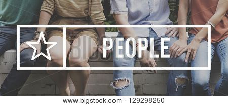People Community Ethnic Humans Person Society Concept