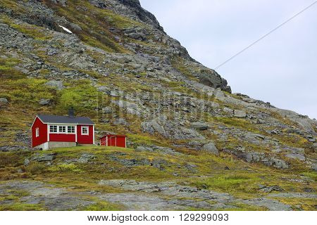 Typical Norwegian House