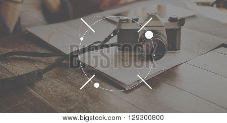 Focus Clearity Definition Determine Inspiration Concept