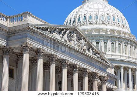 National Capitol, Washington Dc