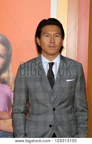 LOS ANGELES - MAY 10:  Ken Kao at the The Nice Guys Premiere at the TCL Chinese Theater IMAX on May 10, 2016 in Los Angeles, CA