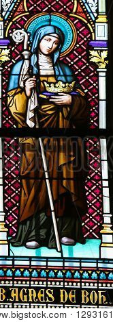 St Agnes Of Bohemia