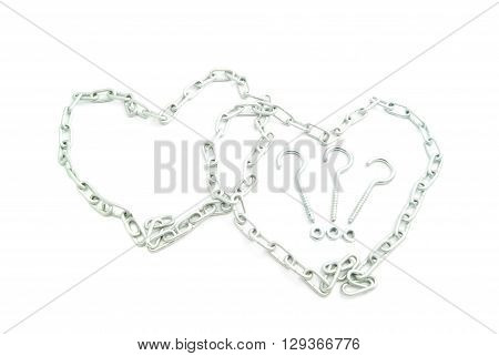 Hearts Of Metal Chains