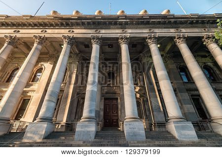 Old Parliament House in Adelaide, South Australia