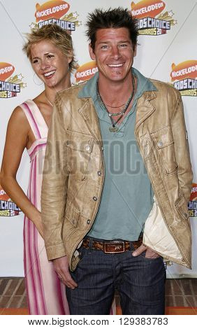 Ty Pennington at the Nickelodeon's 20th Annual Kids' Choice Awards held at the Pauley Pavilion in Westwood, USA on March 31, 2007.