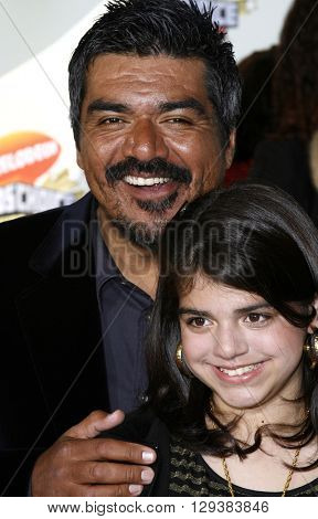 George Lopez at the Nickelodeon's 20th Annual Kids' Choice Awards held at the Pauley Pavilion in Westwood, USA on March 31, 2007.