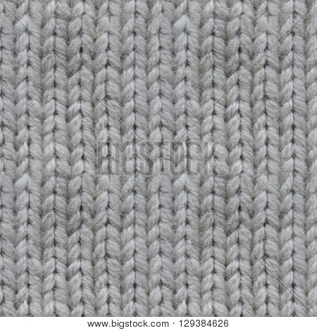 Handmade  Knitting Wool Seamless Pattern