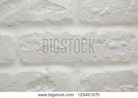 Masonry White Brick Decorative Indoor, Interior Design