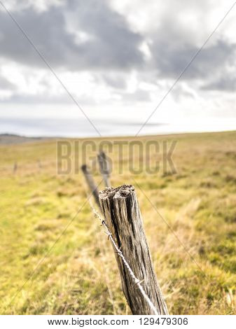 Easter Island Fence