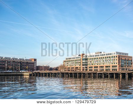 The Wharf Of Baltimore
