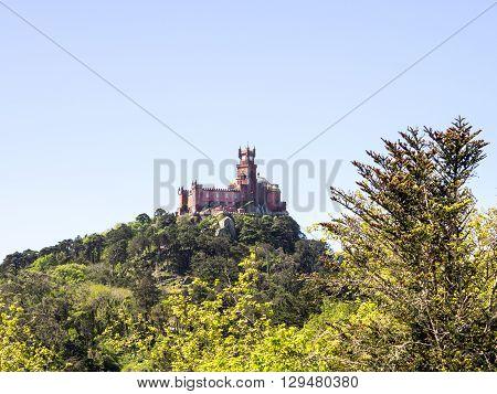 Da Pena Castle