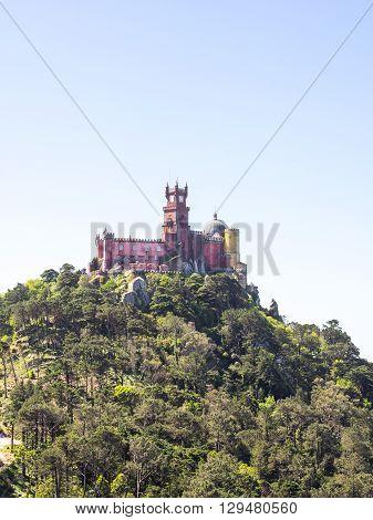 Da Pena Palace, Sintra