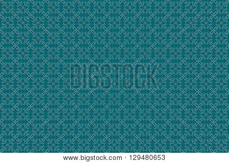 Vector abstract geometric background. Based on ethnic ornaments. Intertwined paper stripes. Elegant background for cards, invitations etc.