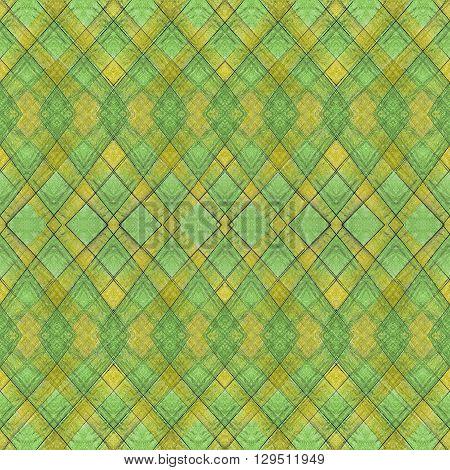 Geometric Vintage Seamless Pattern