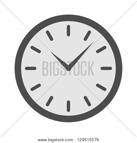 Vector stop watch, realistic clock watch isolated illustration. Clock watch isolated design and time clock watch isolated. Clock watch isolated metal second business hour face dial chrome design.